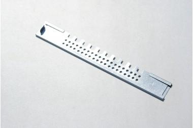 Zasuwka 200 mm ocynk