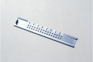 Zasuwka 165 mm ocynk